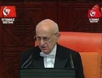 HUKUK DEVLETİ - Meclis Başkanı Kahraman'dan HDP'li Yıldırım'a sert çıkış