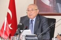 AKCİĞER KANSERİ - MTSO Eski Meclis Başkanı İbrahim Kiper Yaşamını Yitirdi