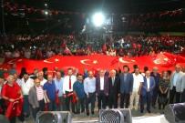 BAĞCıLAR BELEDIYESI - Müslüman Alimler Bağcılar'da 15 Temmuz Demokrasi Nöbetlerine Katıldı