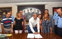 ERDEMIR - Nazilli Belediyesinde Sosyal Denge Sözleşmesi İmzalandı