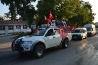 SELAMI KAPANKAYA - Niksar'da Off-Roadlı 'Milli Birlik Yürüyüşü' Yapıldı