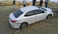 Ömerli'de Trafik Kazası Açıklaması 2 Yaralı