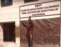 METE YARAR - Özel Kuvvetler Komutanlığı'na şehit Ömer Halisdemir'in adı verildi