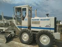 BISMILLAH - Pazaryeri'ndeki Tarla Ve Arazi Yollarında İyileştirme Çalışmaları