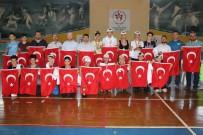 FARUK ÇELİK - Şampiyonluk Kupasını Şehitlere Hediye Ettiler