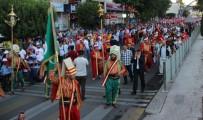 ABDULLAH ERIN - Şanlıurfa'da Milli İradeye Saygı Yürüyüşü