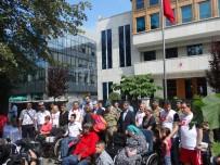 TEKERLEKLİ SANDALYE - Saraybosna'da 15 Temmuz Demokrasi Koşusu Tertiplendi