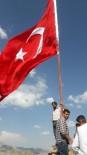 VATAN HAINI - Sason'un En Yüksek Dağına Türk Bayrağı Dikildi