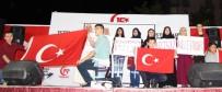 KEMAL DEMIREL - Seydişehir'de 15 Temmuz Demokrasi Ve Milli Beraberlik Günü Etkinlikleri
