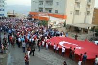 ŞIRNAK VALİSİ - Şırnak'ta 15 Temmuz Demokrasi Yürüyüşü Yapıldı
