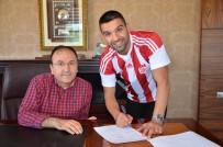 MUHAMMET DEMİR - Sivasspor, Muhammet Demir İle 2 Yıllık Sözleşme İmzaladı