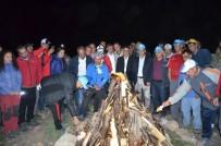 ARİF KARAMAN - Süphan Dağı'nda Demokrasi Ateşi Yakıldı