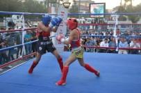 ALI KıLıÇ - Tatvan'da Muaythai - Kickboks Şampiyonası Düzenlendi