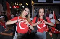 İL GENEL MECLİSİ - Tokatta Binlerce Vatandaş Demokrasi İçin Yürüdü