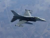 TSK - Avaşin-Basyan bölgesine hava harekatında 4 terörist etkisiz hale getirildi