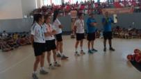 Turgutlu'da Belediyespor Basketbol Akademi'ye Yoğun İlgi