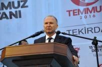 MEHMET CEYLAN - Vali Meydanlara İnen Vatandaşlara Teşekkür Etti
