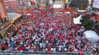 ZONGULDAK VALİSİ - Zonguldak'ta 15 Temmuz Demokrasi Ve Milli Birlik Günü Etkinlikleri