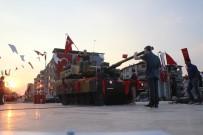 PAMUKKALE ÜNIVERSITESI - 15 Temmuz Şehitler Anıtı Denizli'de Açıldı