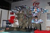 TİYATRO OYUNU - 5 Ay Çalışıp Demokrasi Nöbetinde Ömer Halis Demir'i Canlandırdılar