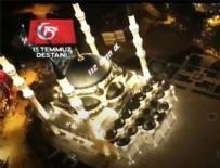 15 TEMMUZ DARBESİ - 90 bin camide sela okundu