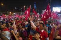 KIZILAY MİLLİ İRADE MEYDANI - Ankara Büyükşehir Belediyesinden '15 Temmuz Yürüyüşü'