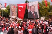 TUGAY KOMUTANI - Ardahan'da '15 Temmuz Demokrasi Ve Milli Birlik Günü' Etkinlikleri