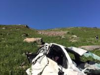 Artvin'de Trafik Kazası Açıklaması 4 Ölü