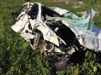 Artvin'de Trafik Kazası Açıklaması 4 Öşü