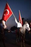 TİYATRO OYUNU - Başkan Altan'dan Atlı Nöbet