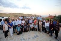 AHMET ŞİMŞEK - Başkan Yaşar Muhtarlarla Piknikte Buluştu