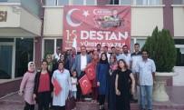 HARAMILER - Başkanı Akdemir'den 15 Temmuz Açıklaması