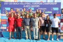 KLEOPATRA - Bayanlar Plaj Voleybolunda Şampiyon Finlandiya