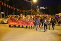 Bayburt'ta 15 Temmuz Yürüyüşü