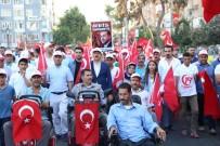GÜZERGAH - Belediye Başkanı Mehmet Ekinci, Gençlerle Yürüyüşe Katıldı