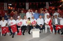 AHMET ŞAHIN - Biga'da '15 Temmuz Demokrasi Ve Milli Birlik Günü' Programı