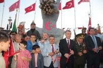 SERKAN YILDIRIM - Bilecik'te 15 Temmuz Demokrasi Ve Milli Birlik Anıtı Açıldı