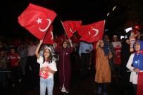 KÖY KORUCULARI - Bingöl'de 15 Temmuz Demokrasi Nöbeti