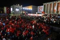 15 TEMMUZ DARBESİ - Vatandaşlar Meclis önünde toplandı