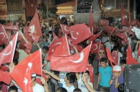 SABAH NAMAZı - Çelikhan'da 15 Temmuz Şehitleri Anıldı