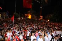 ESNAF VE SANATKARLAR ODASı - Çerkezköy'de 15 Temmuz Ruhu Yaşatıldı