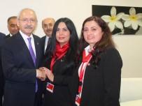BEYİN KANAMASI - CHP - NRW Birliği Genel Sekreteri Elif Akçit Hayatını Kaybetti