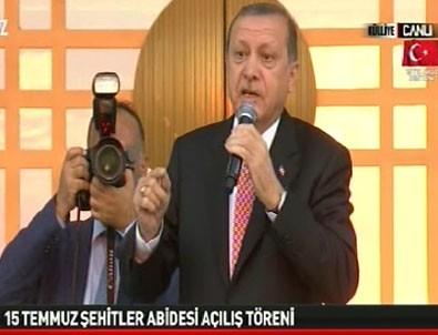 Cumhurbaşkanı Erdoğan: Tek tip elbise giysinler