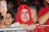 MEHTERAN TAKıMı - Demokrasi Nöbetinde '30 Kuş' Şiiri Okundu, Katılanlar Gözyaşlarına Hakim Olamadı