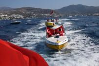 SU SPORLARI - Denizde 15 Temmuz Anması