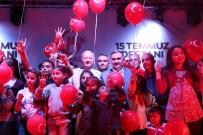 ESNAF VE SANATKARLAR ODASı - Develi'de 15 Temmuz Demokrasi Ve Milli Birlik Günü Kutlamaları Başladı