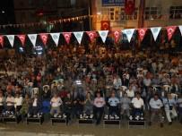 MEMİŞ İNAN - Doğanşehir'de 15 Temmuz'u Anma Programı