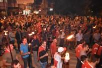 SİYASİ PARTİLER - Dursunbey'de Binler Yeniden Meydana İndi