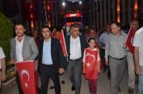 KURTULUŞ SAVAŞı - Ereğli'de Binler 15 Temmuz Nöbetinde