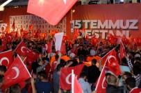 ERZURUM VALISI - Erzurum'da '15 Temmuz Demokrasi Ve Milli Birlik Günü' Etkinlikleri
